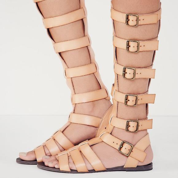 31ab21fc9ec Free People Shoes - Faryl Robin Free People Republik Gladiator Sandals
